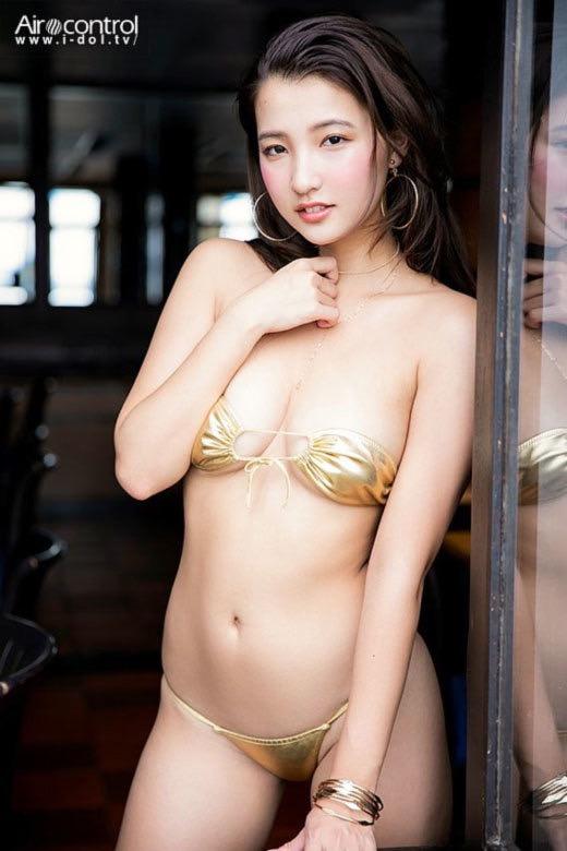 【現役女子大生グラドル画像】学生生活とグラビア活動を両立してるグラドル達! 28