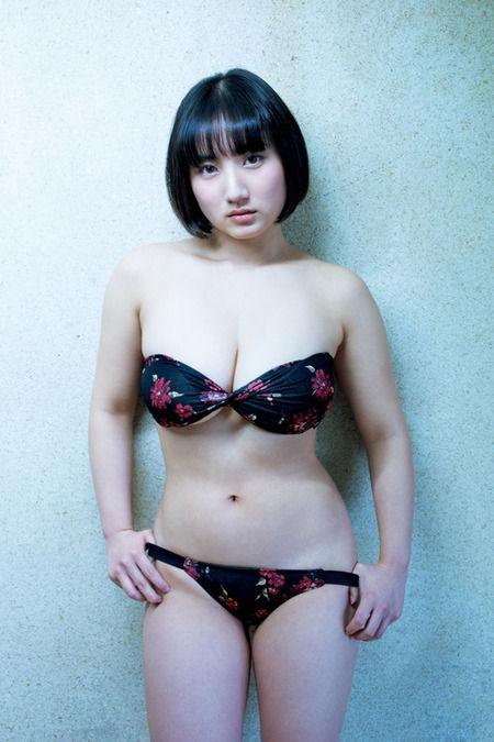 【紗綾グラビア画像】ジュニア時代から活躍した巨乳ボディがエロい水着美女 21