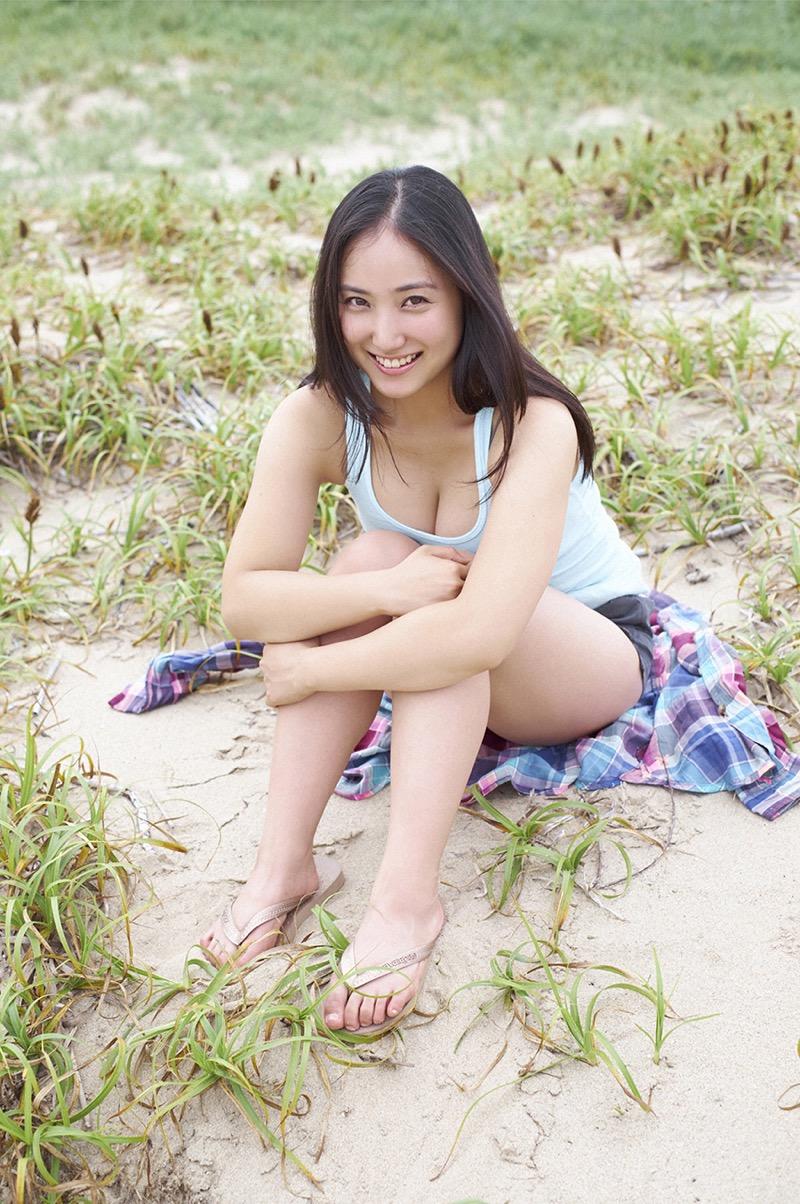 【紗綾グラビア画像】ジュニア時代から活躍した巨乳ボディがエロい水着美女 73