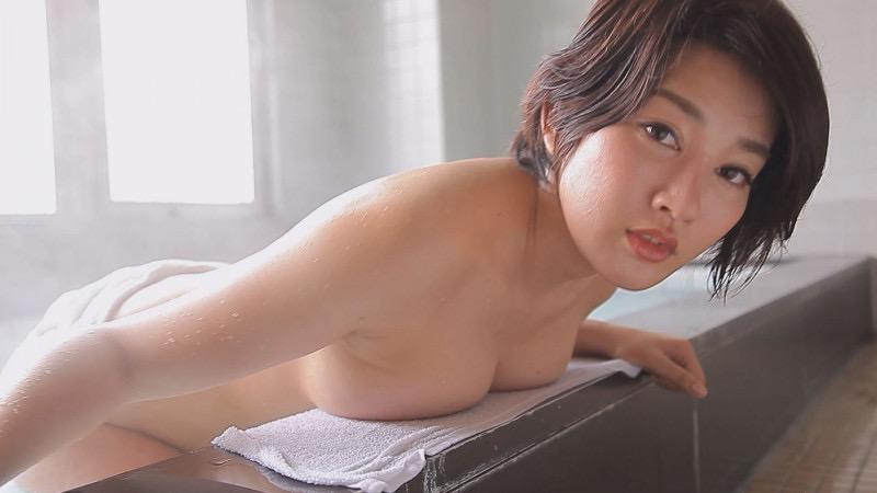 【多田あさみグラビア画像】猫大好きなFカップ巨乳グラドル美女の水着画像 50