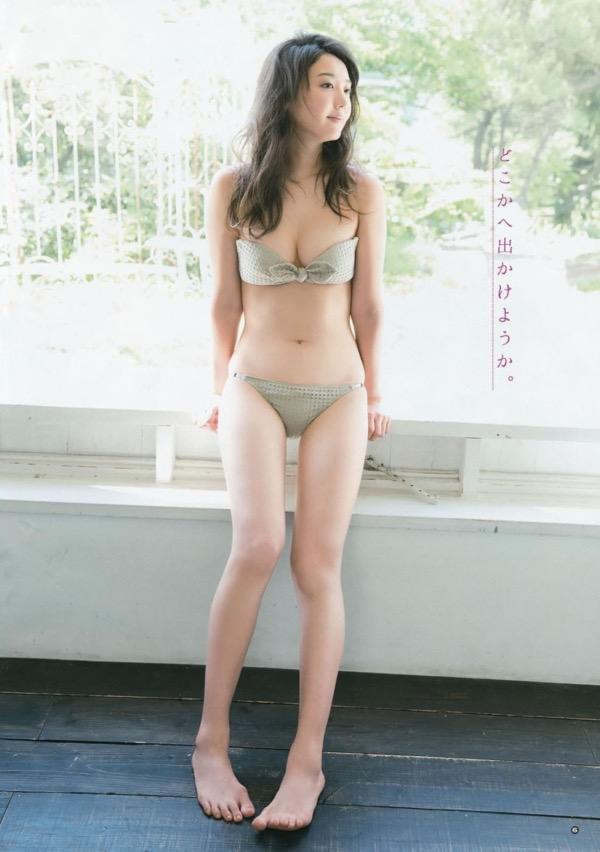 【おのののかグラビア画像】Eカップ巨乳のエロボディを見せつけるビキニ美女 75