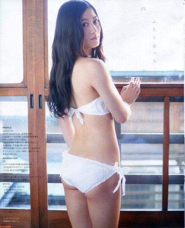 【上西恵グラビア画像】NMB48出身の元アイドルがキューティーハニーを演じるってよ! 06