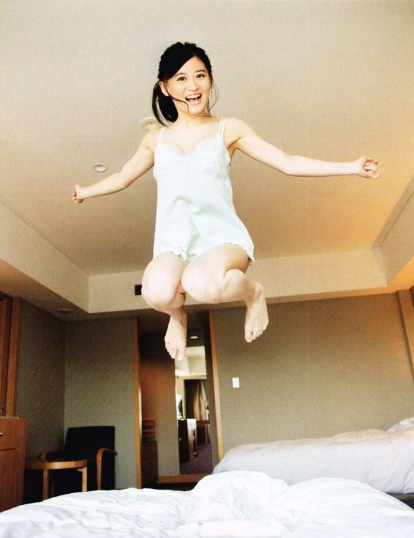 【上西恵グラビア画像】NMB48出身の元アイドルがキューティーハニーを演じるってよ! 07