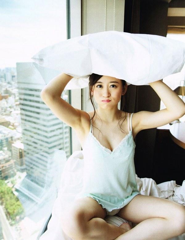 【上西恵グラビア画像】NMB48出身の元アイドルがキューティーハニーを演じるってよ! 10