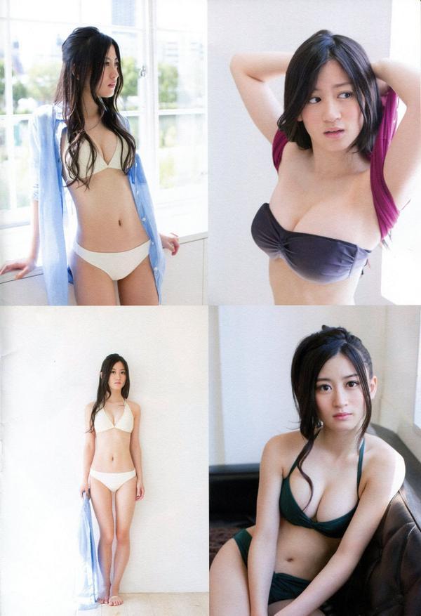 【上西恵グラビア画像】NMB48出身の元アイドルがキューティーハニーを演じるってよ! 44