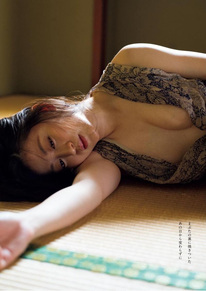 【上西恵グラビア画像】NMB48出身の元アイドルがキューティーハニーを演じるってよ! 66