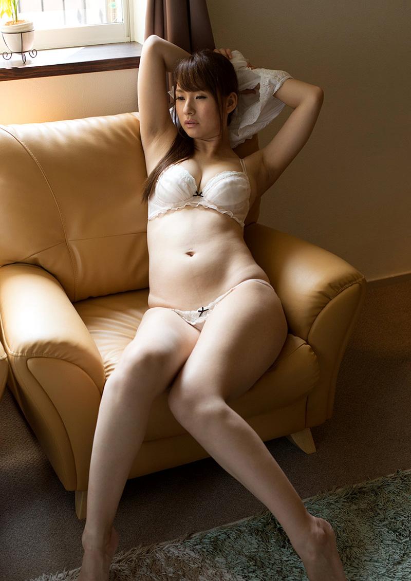【ランジェリーエロ画像】美女がセクシーランジェリーを身に着けると破壊力ハンパねぇwwww 22