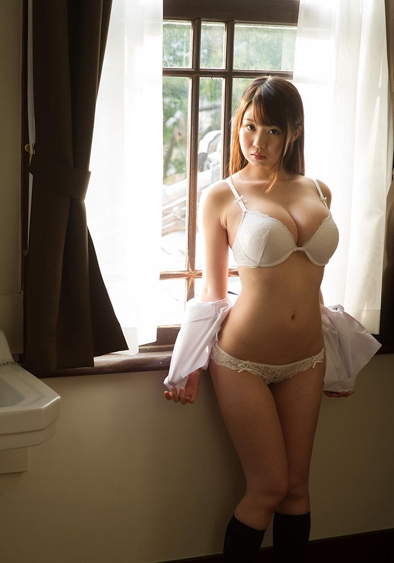 【ランジェリーエロ画像】美女がセクシーランジェリーを身に着けると破壊力ハンパねぇwwww 28