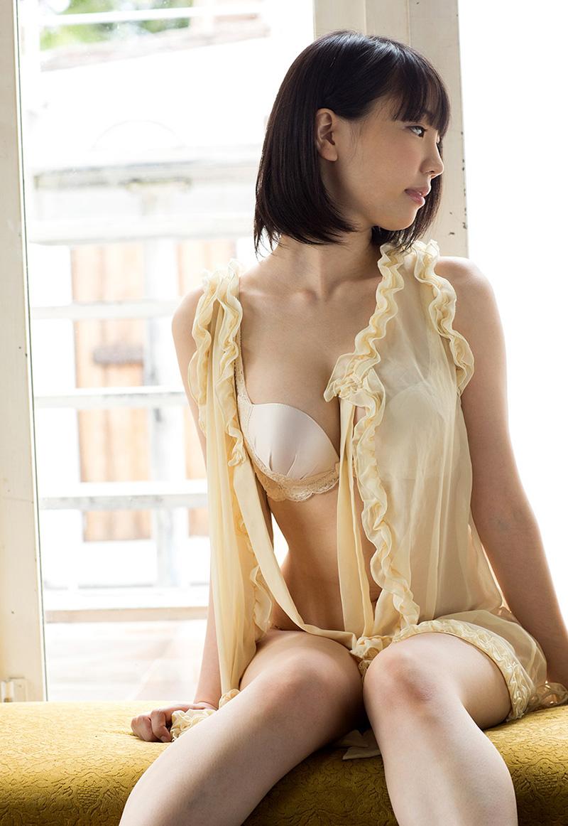 【ランジェリーエロ画像】美女がセクシーランジェリーを身に着けると破壊力ハンパねぇwwww 45