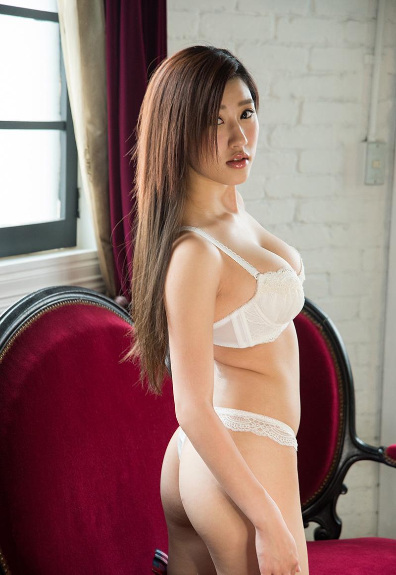 【ランジェリーエロ画像】美女がセクシーランジェリーを身に着けると破壊力ハンパねぇwwww 46
