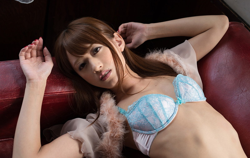 【ランジェリーエロ画像】美女がセクシーランジェリーを身に着けると破壊力ハンパねぇwwww 76