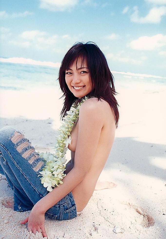【江川有未グラビア画像】お笑い芸人と離婚してから芸能界を去った元嫁ザリのセクシー水着画像 38