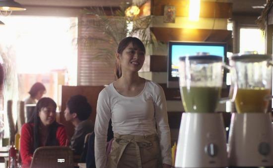 【内田理央キャプ画像】濡れ場や食レポまでこなすマルチなファッションモデル! 26