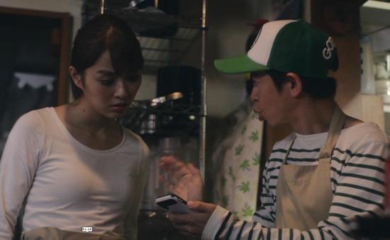 【内田理央キャプ画像】濡れ場や食レポまでこなすマルチなファッションモデル! 35