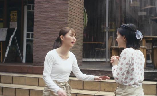 【内田理央キャプ画像】濡れ場や食レポまでこなすマルチなファッションモデル! 46
