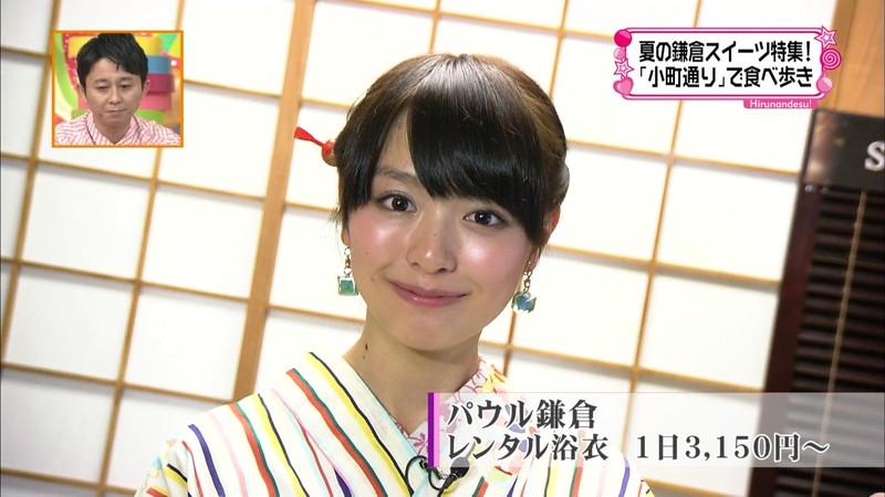 【内田理央キャプ画像】濡れ場や食レポまでこなすマルチなファッションモデル! 67