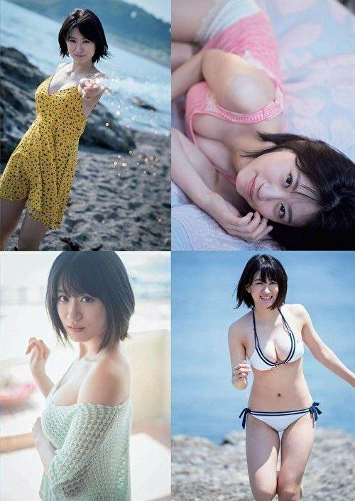 【上西怜グラビア画像】姉もかつてNMB48に所属していた5期生メンバーの現役アイドル 12
