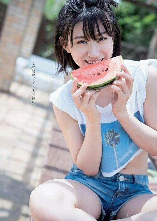 【上西怜グラビア画像】姉もかつてNMB48に所属していた5期生メンバーの現役アイドル 17