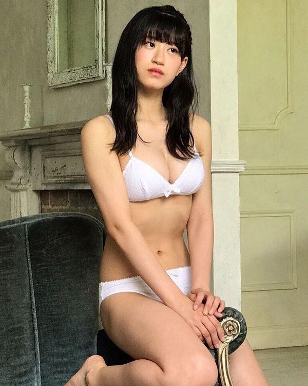 【上西怜グラビア画像】姉もかつてNMB48に所属していた5期生メンバーの現役アイドル 26