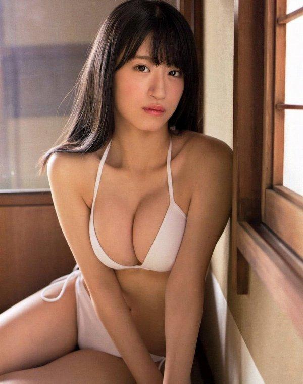 【上西怜グラビア画像】姉もかつてNMB48に所属していた5期生メンバーの現役アイドル 31