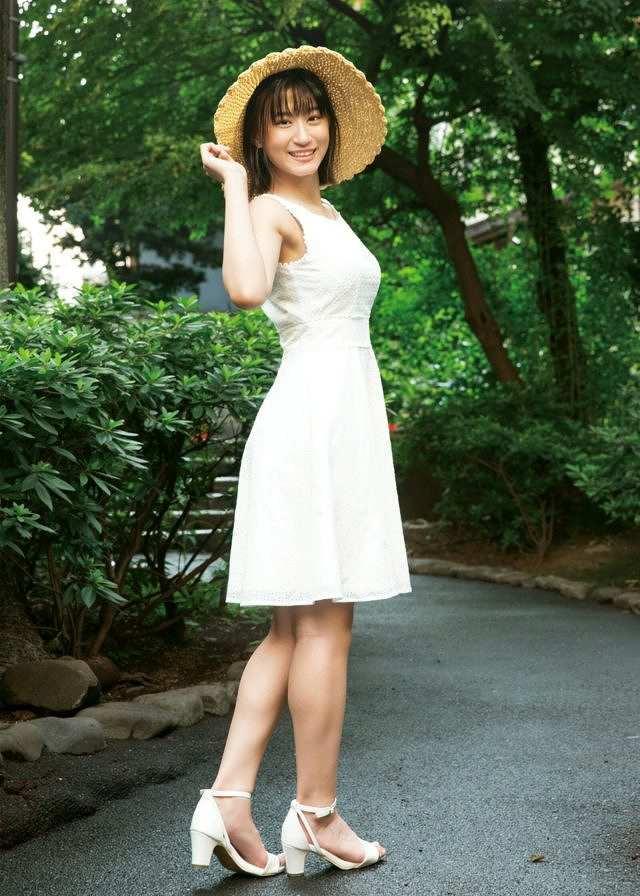 【上西怜グラビア画像】姉もかつてNMB48に所属していた5期生メンバーの現役アイドル 57