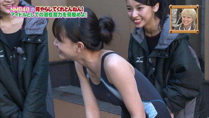 【上西怜グラビア画像】姉もかつてNMB48に所属していた5期生メンバーの現役アイドル 76