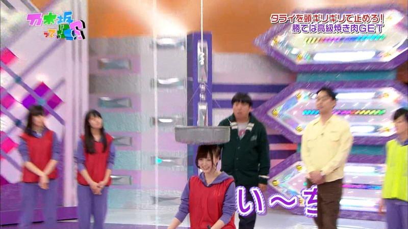 【放送事故画像】乃木坂46アイドルがひな壇でパンチラしそうになった瞬間がこちら 24