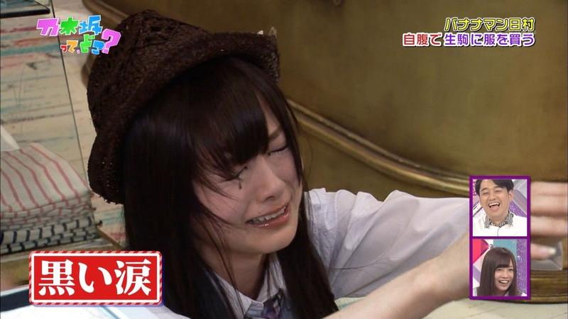 【放送事故画像】乃木坂46アイドルがひな壇でパンチラしそうになった瞬間がこちら 33