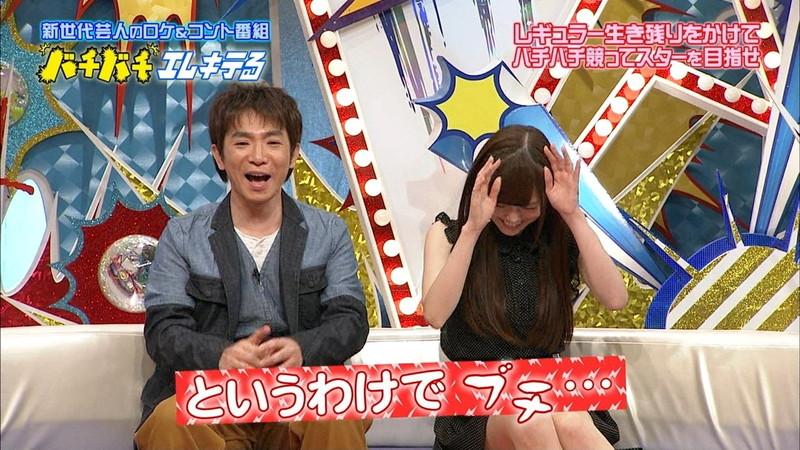 【放送事故画像】乃木坂46アイドルがひな壇でパンチラしそうになった瞬間がこちら 35