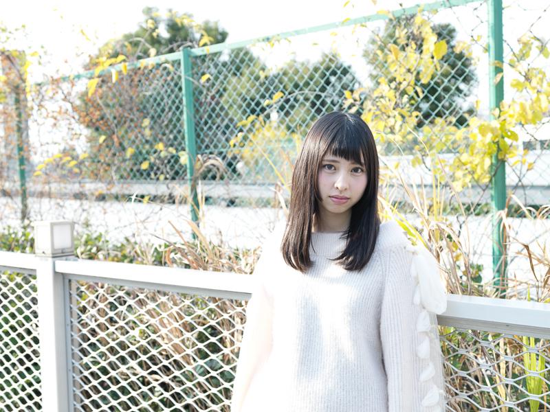 【沖口優奈エロ画像】アイドルグループでリーダーやってる谷間がエロい女の子 12