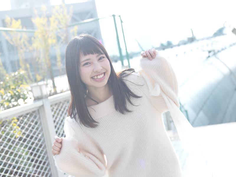 【沖口優奈エロ画像】アイドルグループでリーダーやってる谷間がエロい女の子 13