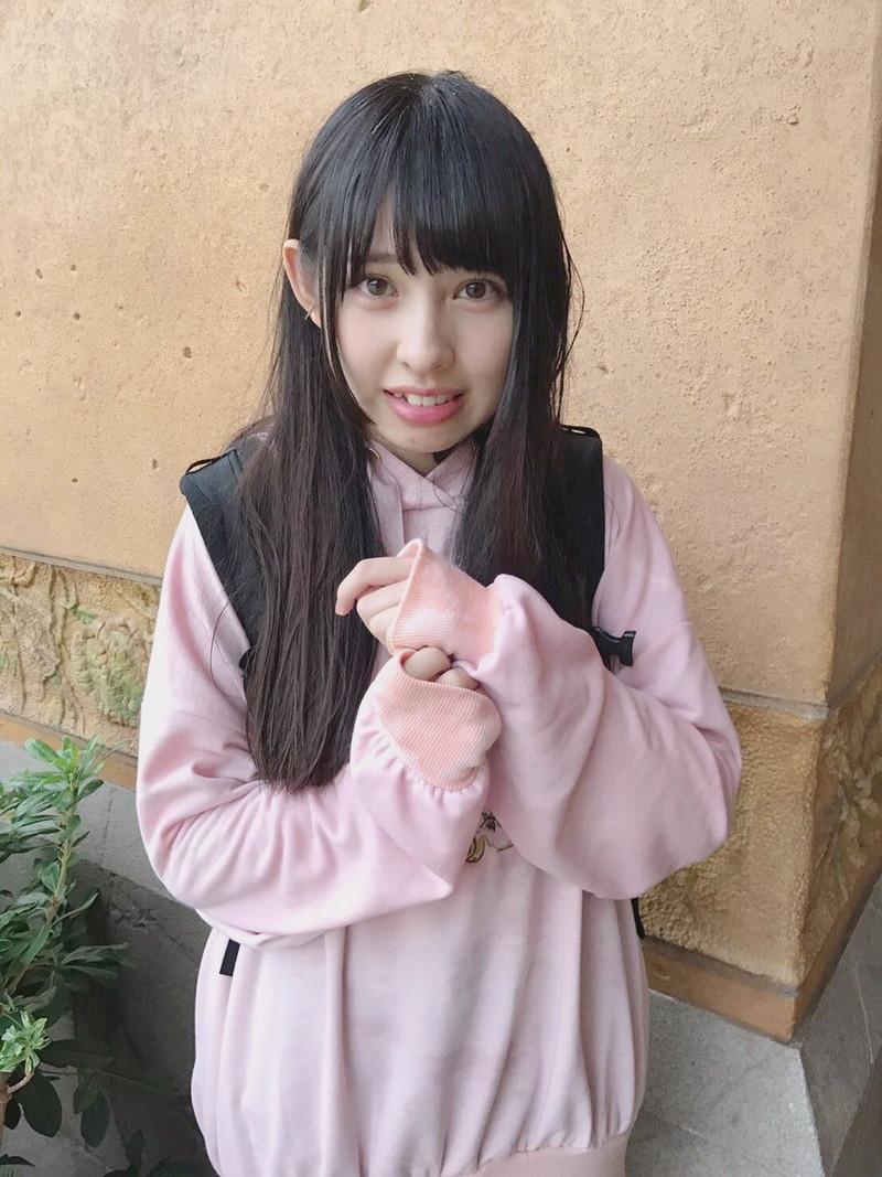 【沖口優奈エロ画像】アイドルグループでリーダーやってる谷間がエロい女の子 24