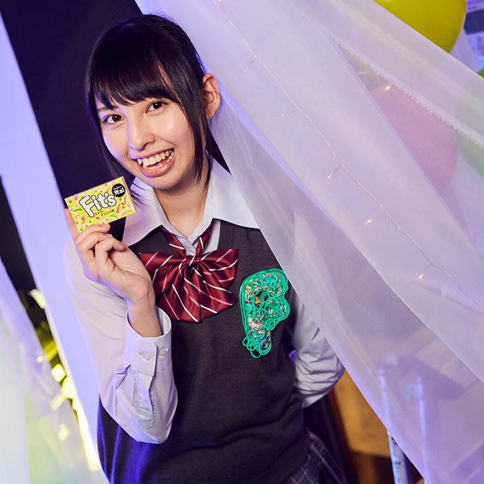 【沖口優奈エロ画像】アイドルグループでリーダーやってる谷間がエロい女の子 35