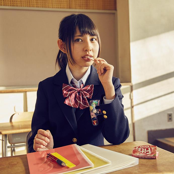 【沖口優奈エロ画像】アイドルグループでリーダーやってる谷間がエロい女の子 39