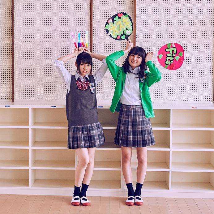 【沖口優奈エロ画像】アイドルグループでリーダーやってる谷間がエロい女の子 46