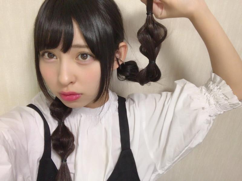 【沖口優奈エロ画像】アイドルグループでリーダーやってる谷間がエロい女の子 71