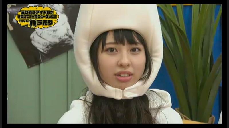 【沖口優奈エロ画像】アイドルグループでリーダーやってる谷間がエロい女の子 79