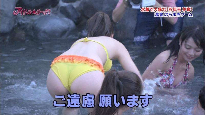 【セクシー女優ハプニング画像】もはや放送事故が当たり前という感じのエロ放送w 14