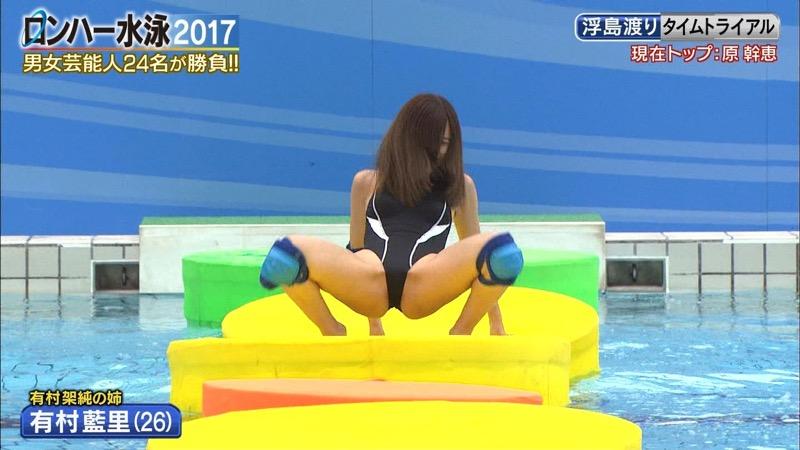 【セクシー女優ハプニング画像】もはや放送事故が当たり前という感じのエロ放送w 28