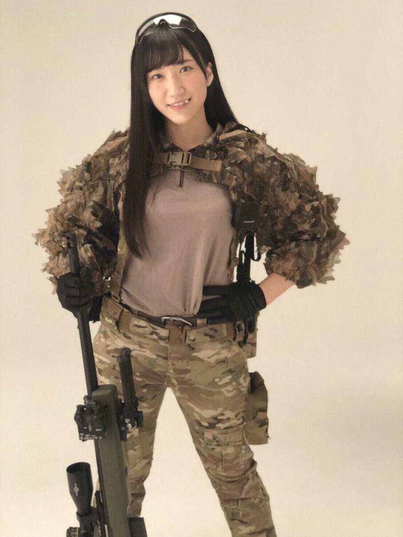 【西澤瑠莉奈エロ画像】20歳の節目でNMB48からの卒業を決めたって見切りが早いなw 07
