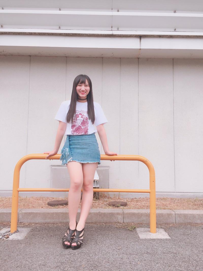 【西澤瑠莉奈エロ画像】20歳の節目でNMB48からの卒業を決めたって見切りが早いなw 10