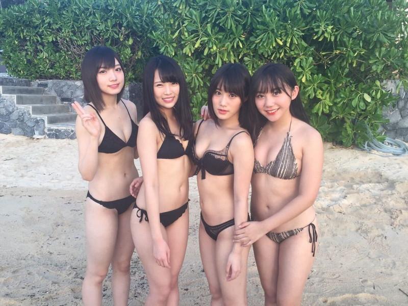 【西澤瑠莉奈エロ画像】20歳の節目でNMB48からの卒業を決めたって見切りが早いなw 38