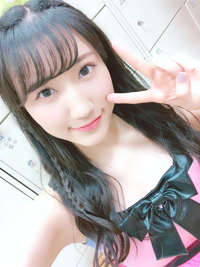 【西澤瑠莉奈エロ画像】20歳の節目でNMB48からの卒業を決めたって見切りが早いなw 50