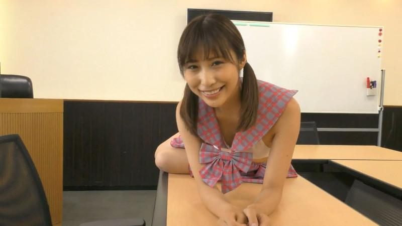 【咲坂あいりキャプ画像】ミス湘南フォトジェニックがAV寸前のDVDを出してる件wwww 39