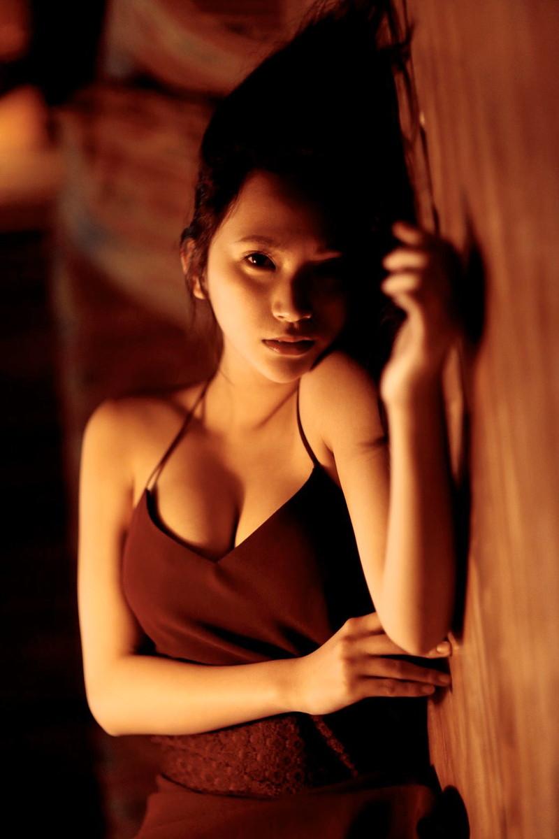 【街山みほグラビア画像】慶応大生になってもグラビアデビューに興味あるんだなぁw 37
