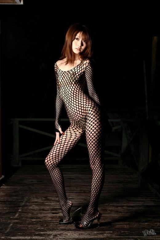 【折原みかグラビア画像】熟女タレントが「木漏れ日の妖精」と呼ばれた時代のエロ写真!? 05