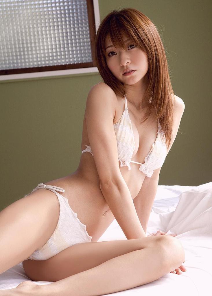 【折原みかグラビア画像】熟女タレントが「木漏れ日の妖精」と呼ばれた時代のエロ写真!? 58