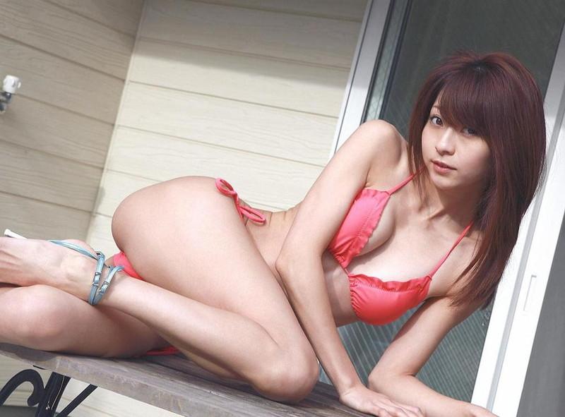 【折原みかグラビア画像】熟女タレントが「木漏れ日の妖精」と呼ばれた時代のエロ写真!? 95