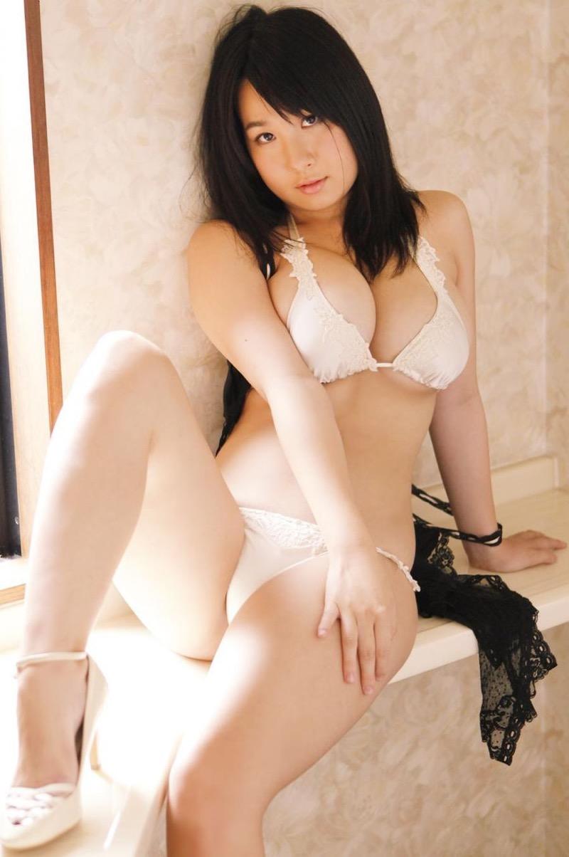 【桐山瑠衣グラビア画像】ド迫力Jカップダイナマイトボディが最凶にエロい美女 07