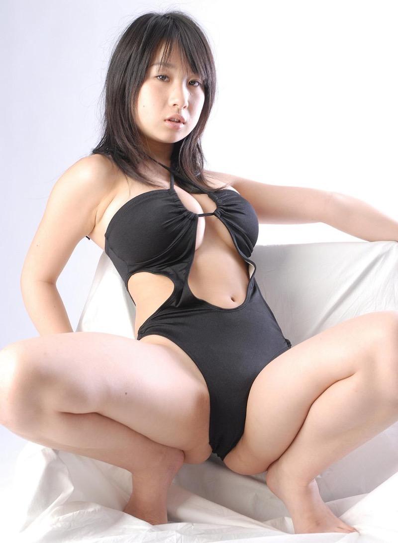 【桐山瑠衣グラビア画像】ド迫力Jカップダイナマイトボディが最凶にエロい美女 45